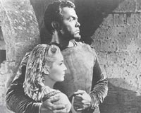 Flat Space - Welles's Othello