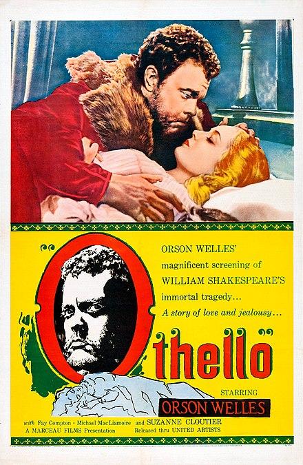 Othello Orson Welles